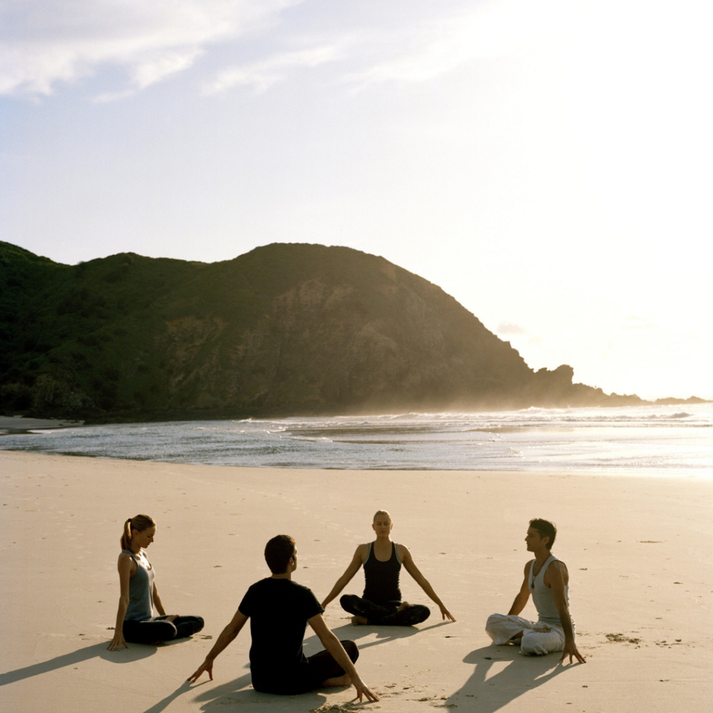 Meditar estudio reiki